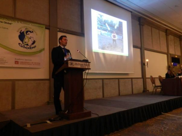 8th International Conference of the Cyprus Dietetic and Nutrition (27-30/11/2014)