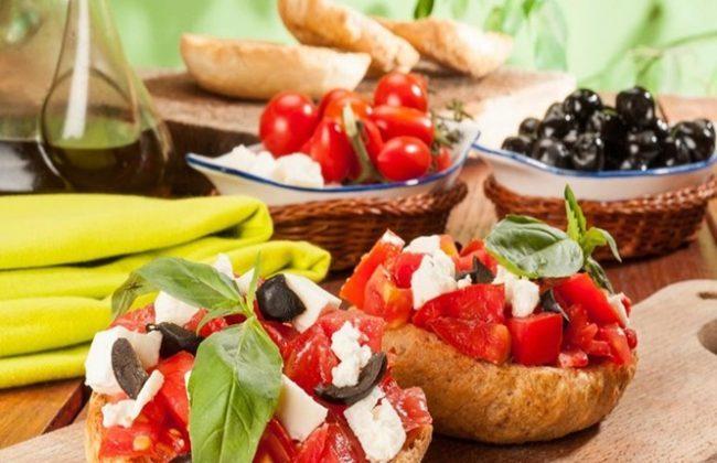 Μεσογειακή διατροφή… η καλύτερη πρόληψη!